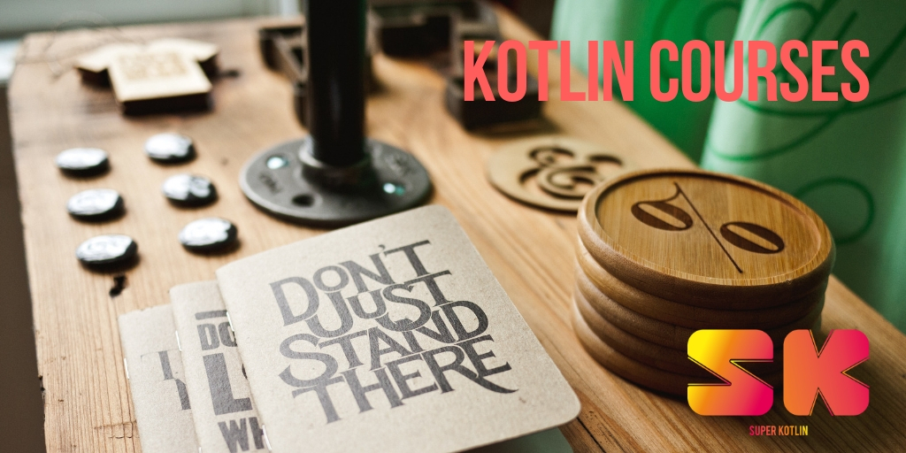 Kotlin courses: reviews and comparison