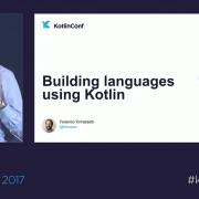 Building Languages using Kotlin - KotlinConf